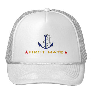 First Mate Boater Hats