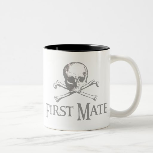 First Mate Coffee Mug