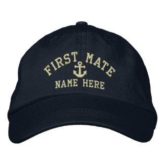 First Mate - customizable