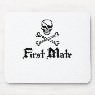 First Mate Mouse Pad