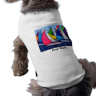 First Mate Sailing Shirt for Dogs