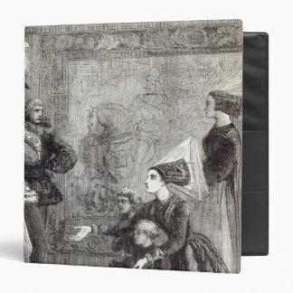 First Meeting of Edward IV and Lady Elizabeth Binder
