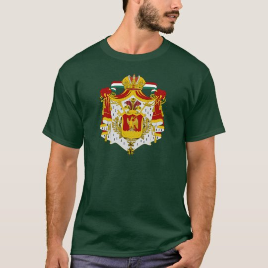 First Mexican Empire Coat of Arms (1821-1823) T-Shirt