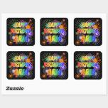 """[ Thumbnail: First Name """"Aria"""", Fun """"Happy Birthday"""" Sticker ]"""