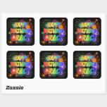 "[ Thumbnail: First Name ""Grace"", Fun ""Happy Birthday"" Sticker ]"