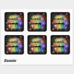 """[ Thumbnail: First Name """"Julia"""", Fun """"Happy Birthday"""" Sticker ]"""