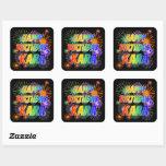 """[ Thumbnail: First Name """"Kara"""", Fun """"Happy Birthday"""" Sticker ]"""