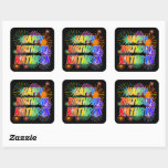 "[ Thumbnail: First Name ""Kathryn"", Fun ""Happy Birthday"" Sticker ]"