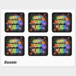 """[ Thumbnail: First Name """"Lisa"""", Fun """"Happy Birthday"""" Sticker ]"""