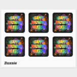 """[ Thumbnail: First Name """"Payton"""", Fun """"Happy Birthday"""" Sticker ]"""