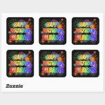 "[ Thumbnail: First Name ""Sabrina"", Fun ""Happy Birthday"" Sticker ]"
