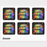 "[ Thumbnail: First Name ""Shelly"", Fun ""Happy Birthday"" Sticker ]"