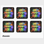 """[ Thumbnail: First Name """"Sofia"""", Fun """"Happy Birthday"""" Sticker ]"""