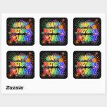 "[ Thumbnail: First Name ""Sophie"", Fun ""Happy Birthday"" Sticker ]"