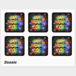 """[ Thumbnail: First Name """"Zoey"""", Fun """"Happy Birthday"""" Sticker ]"""