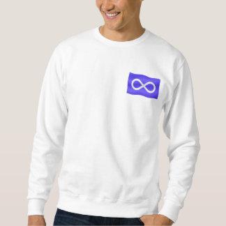 First Nation Shirt Metis Flag Sweatshirt Metis Top