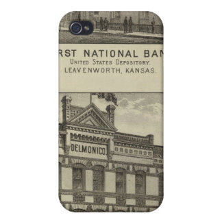 First National Bank iPhone 4/4S Case