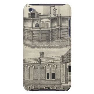 First National Bank of Phillipsburg, Kansas iPod Touch Covers
