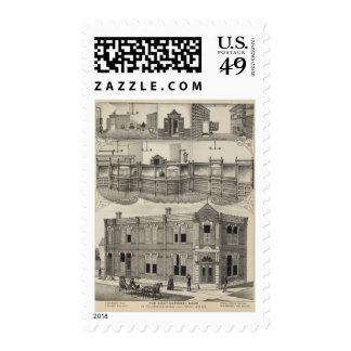 First National Bank of Phillipsburg, Kansas Postage Stamp