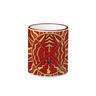 First Nations Art Coffee Cup Native Life Force Mug