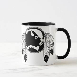 First Nations Art Cup Native Art Mug Wildilfe Cups