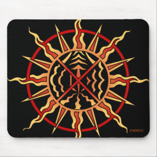 First Nations Mousepad Gifts Native Art Mousepad