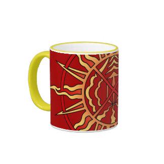 First Nations Sun Coffee Cup Native Life Force Mug