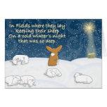First Noel Corgi Christmas Card