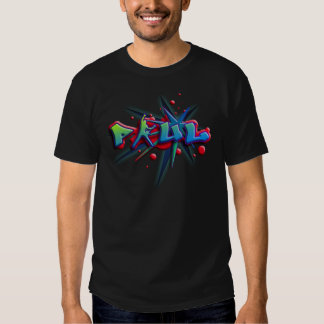 first nombre Paul for playeras and other products