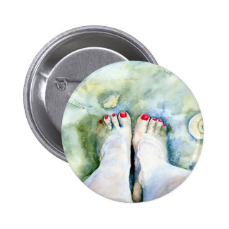 First Pedicure Button