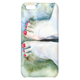 First Pedicure Case For iPhone 5C