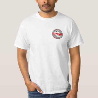 First Person Ghost Hunters Team shirt