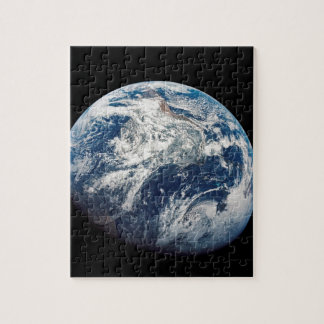 First photograph of the Earth taken by the Man Puzzle