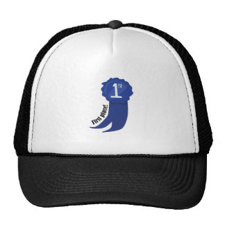 First Place Trucker Hat
