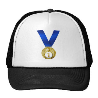 First Place Medal Trucker Hat