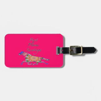 First Place Saratoga Tags For Luggage