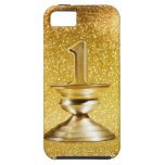 First Place Trophy iPhone 5 Case