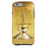 First Place Trophy Tough iPhone 6 Case