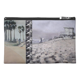 First Point Skate Cosmetic Travel Clutch Purse