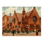 First Presbyterian Church Houston, TX Postcard