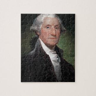 First President: George Washington Jigsaw Puzzle