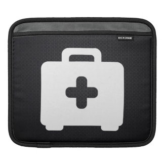 First Prevents Sign iPad Sleeve