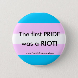 First Pride Riot Buttons