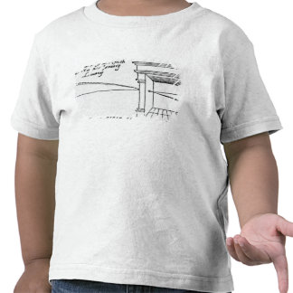 First published illustration tee shirts