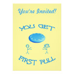 First Pull Frisbee Invite
