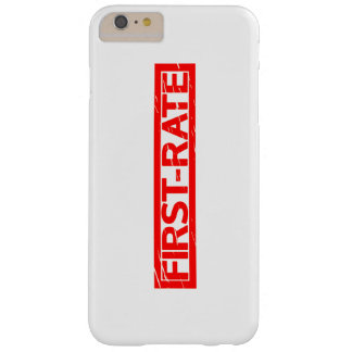 First-rate Stamp Barely There iPhone 6 Plus Case