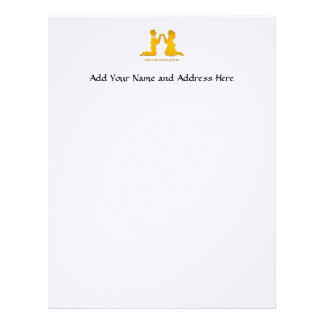 First Reconciliation Letterhead