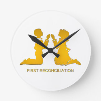 First Reconciliation Round Clock
