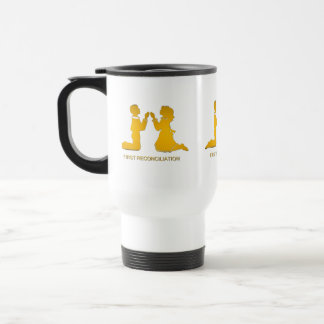 First Reconciliation Travel Mug