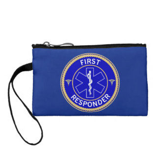 First Responder Change Purse